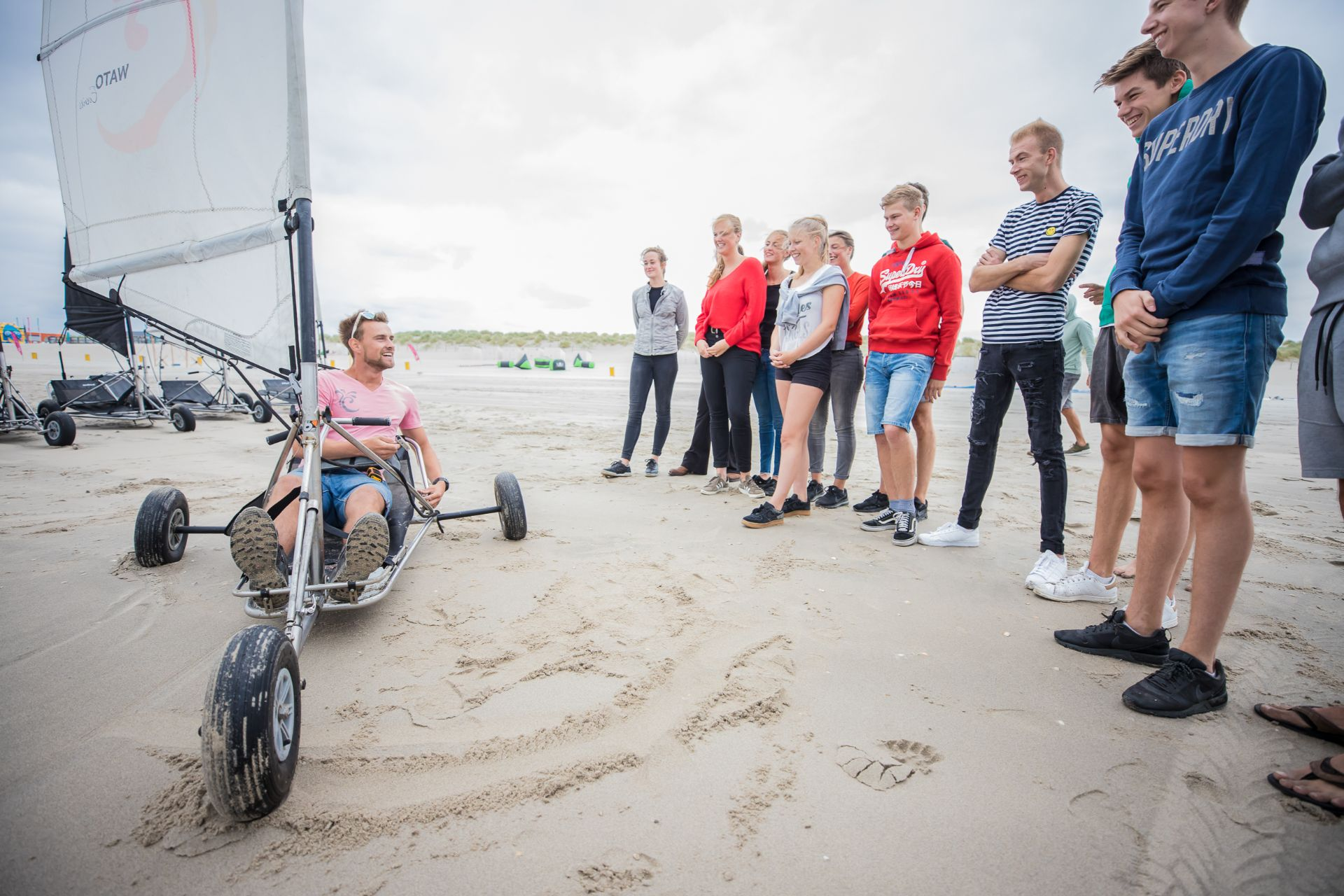 Blokarting instructies met Nuquest