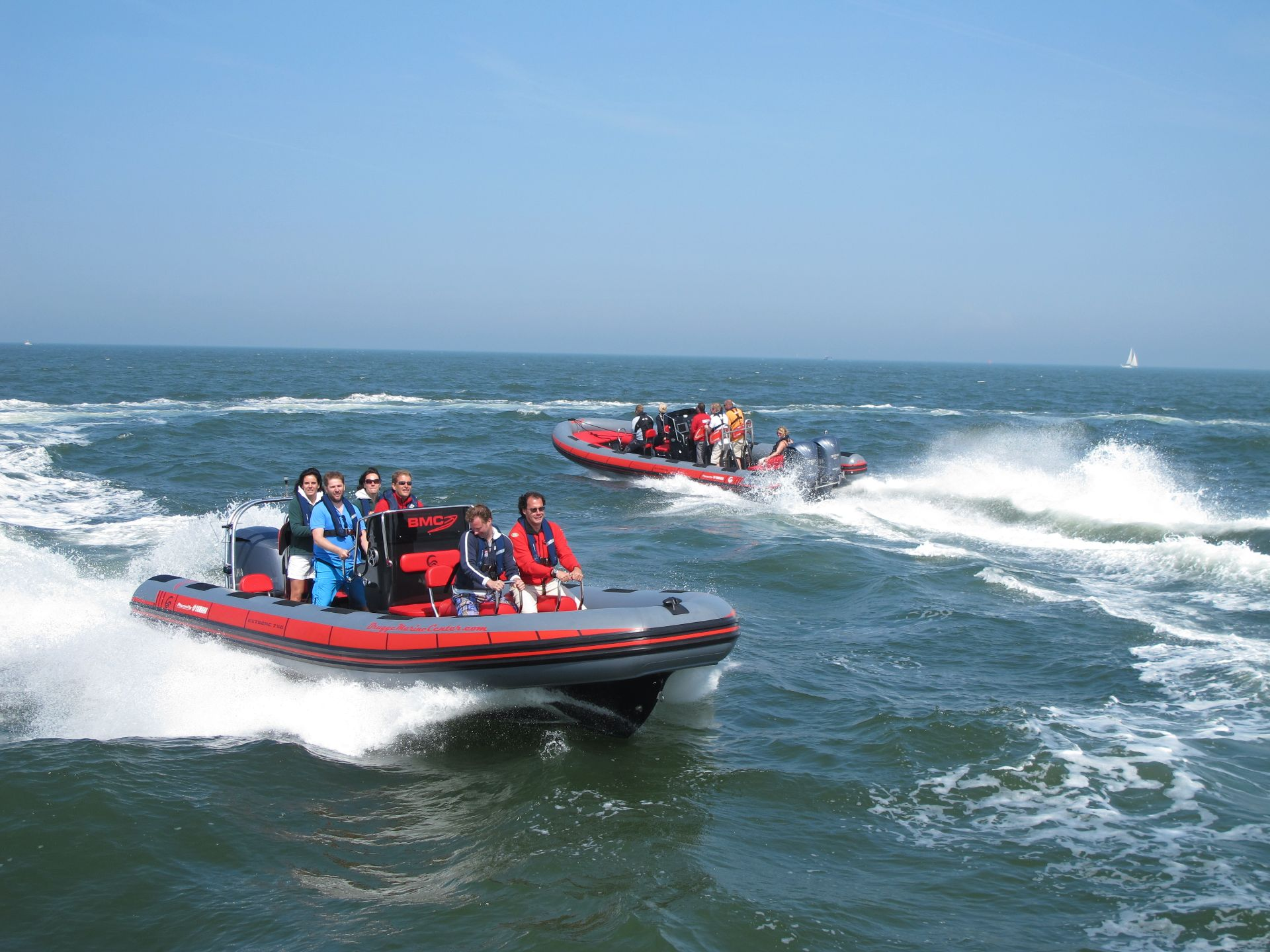 Offshore Powerboating Xperience 2boats by Nuquest
