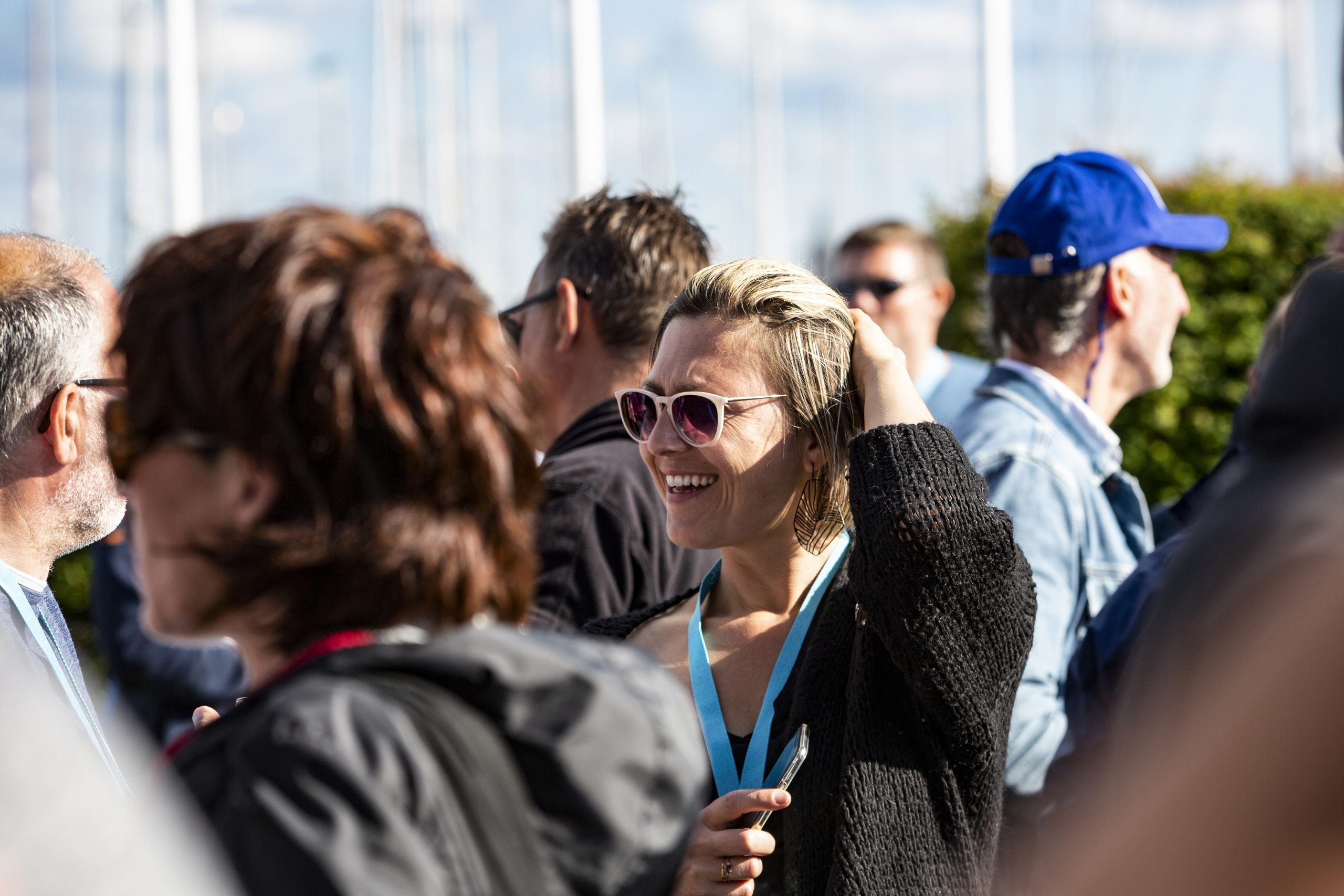 Nuquest Teambuiding - incentives: seminarie en teambuilding aan zee