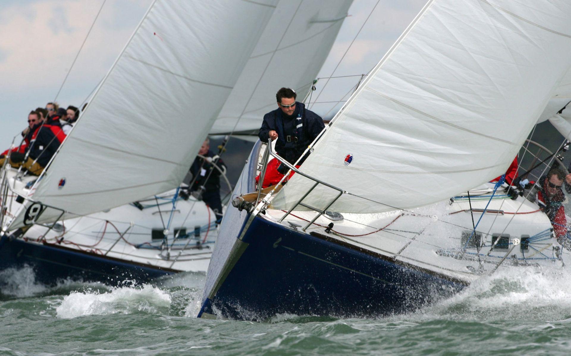 een regatta voor gevordenden met Nuquest