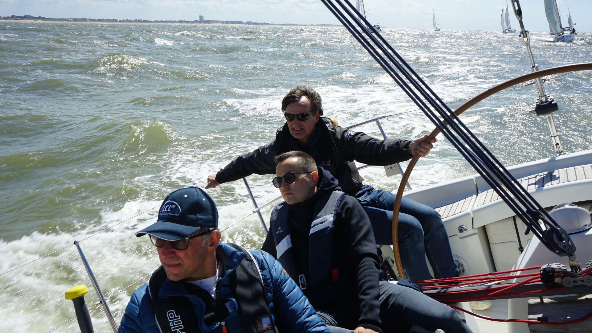 genieten van de regatta met Nuquest events