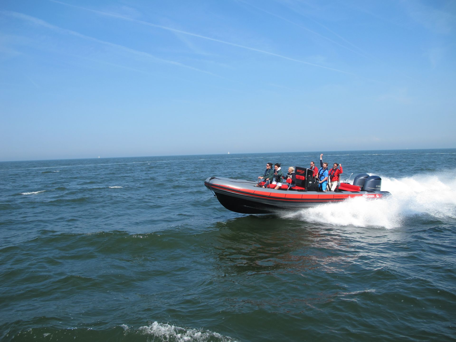 offshore powerboating Xperience by Nuquest